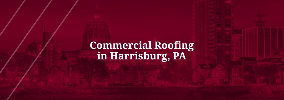 Harrisburg Commercial Roofing David Maines Roofing